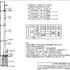 16米GH独立钢管杆避雷针塔 变电站独立避雷针 环形避雷针塔