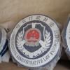规格标准大型综合行政执法徽定制生产-金属徽章制作厂家