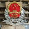 黑龙江省制作大型机关单位徽章厂家-3米国税徽定制