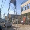 铝合金单边梯车 接触而检修单边梯车 可定制梯车电力施工平台
