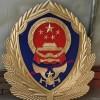 贵州省警徽厂家 消防徽生产销售 订购消防国徽救援队徽