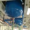 专业承包制药厂设备蒸汽管道保温橡塑铝皮保温工程