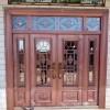 厂家直供定做仿铜门 规格齐全